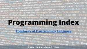 What is Programming Index_ (Popularity of Programming Language)
