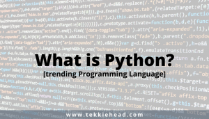 What is Python