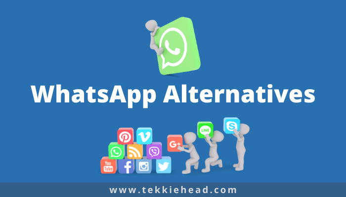 Top 8 Best WhatsApp Alternatives